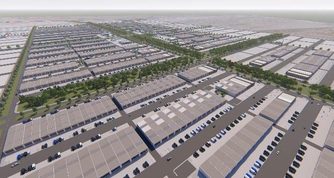 TOKİ'den küçük sanayiye büyük yatırım