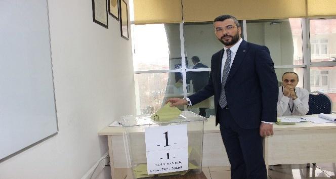 MMO Konya Şubesi yeni başkanını seçti