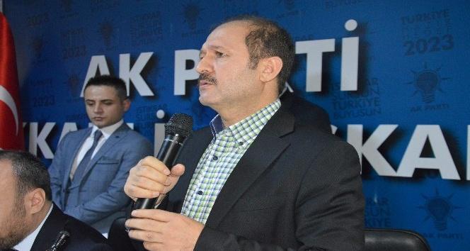 "Milletvekili Can: ""KİT sorununu Cumhurbaşkanımıza ilettik"""