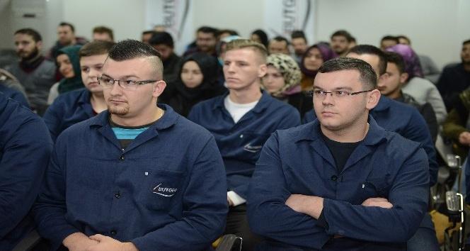 BUTGEM'den Bosna Hersekli gençlere meslekî eğitim