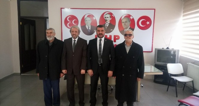 MHP İl Başkanı Avşar Ağbaba'yı eleştirdi