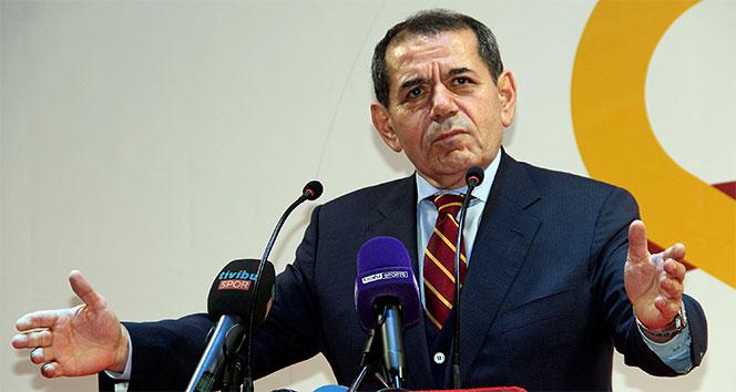 Dursun Özbek: Galatasaray için bu süreyi istiyorum