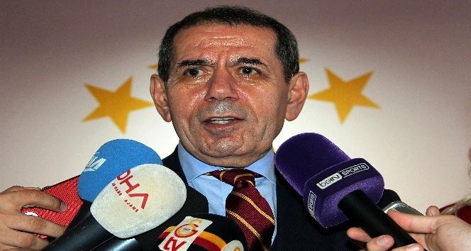 """Dursun Özbek: """"Arda Turan, ekonomik sebepler nedeni ile Başakşehir'i tercih etmiştir"""""""