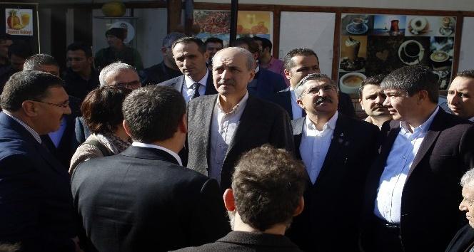 """Bakan Kurtulmuş: """"Herakles Lahdi Antalya'ya büyük prestij kazandırdı"""""""