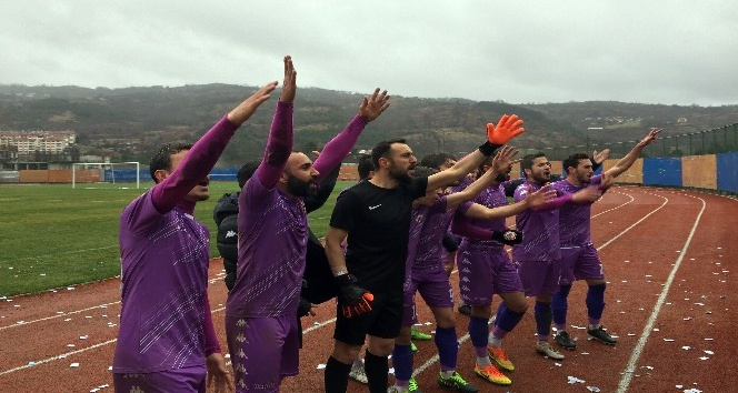 Kdz. Ereğli Belediyespor 3.lig yolunda önemli bir engeli aştı: 3-0