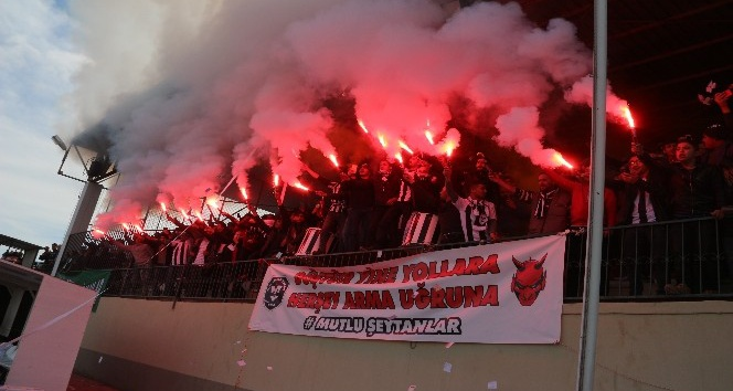 Bölgesel Amatör Lig: Mut İdman Yurdu Belediyespor: 2 - Serik Belediyespor: 0