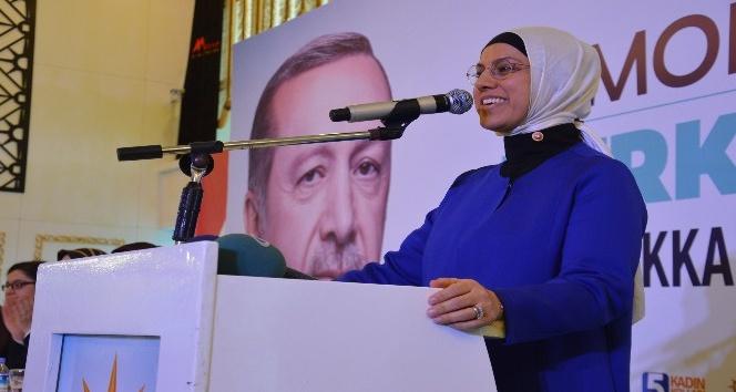 "Ravza Kavakcı Kan: ""Seçme ve temsil hakkına 7 Haziran'da sahip olduk"""