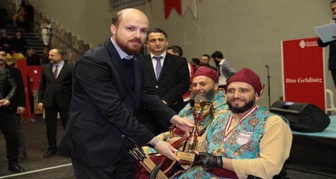 2'inci Geleneksel Okçuluk Yarışmasında dereceye girenler ödüllendirildi
