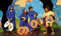 Berko Çocuk Tiyatrosu Karamanlı çocuklarla buluştu