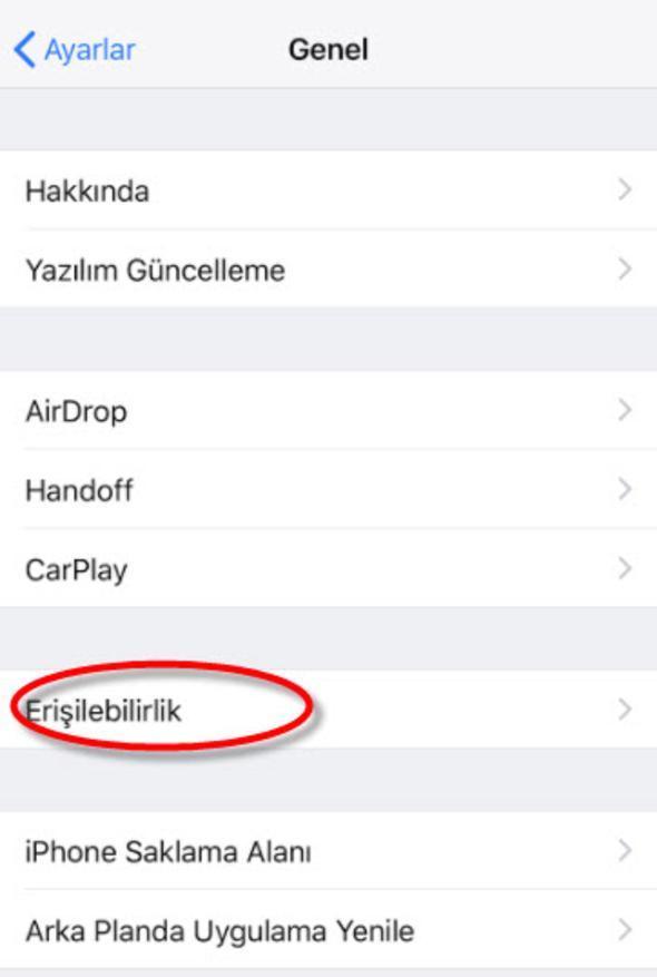 iPhone'ların bomba özellikleri