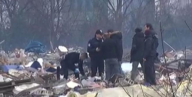 Yıkılan Nakliyeciler Sitesi'nde ceset bulundu