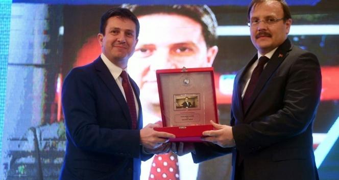 İhlas Haber Ajansına Yılın Haber Ajansı ödülü