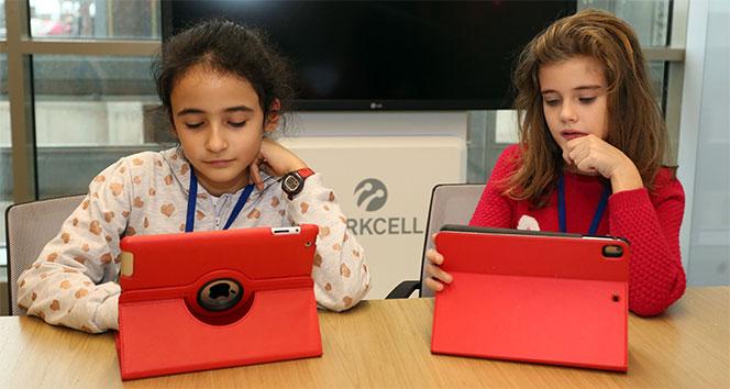 İkinci kuşak Turkcelllilere özel kodlama eğitimi