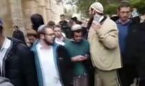 Yahudiler Mescidi Aksaya zorla girdi