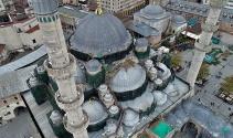 Yeni Camii restorasyonunun yüzde 50si tamamlandı