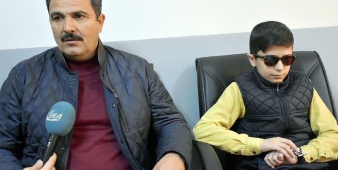 Cumhurbaşkanı Erdoğan 'Müslüm Baba gibi' demişti, işte o çocuk