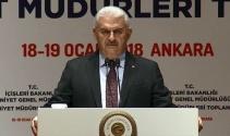 Başbakan Yıldırım'dan ABD'ye: Kafaları karışık