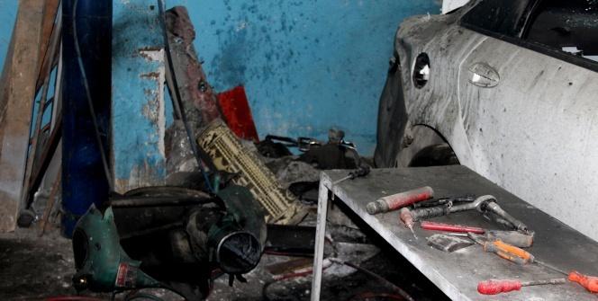 Hatay'da sanayi sitesinde patlama: 1 yaralı