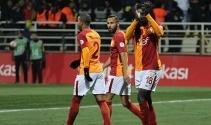 Bucaspor - Galatasaray maçından kareler
