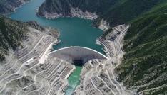 Artvindeki barajlar yapıldıkları günden bugüne ekonomiye 5 milyar 40 milyon TL katkı sağladı
