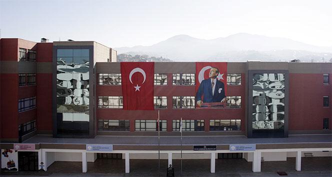 Kocaeliye bin 600 öğrenci kontenjanlı eğitim kampüsü