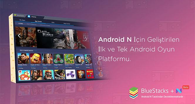 Android Nougat oyunları artık PClerde de çalışacak