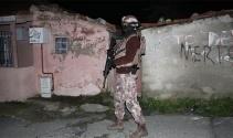 İstanbulda çete operasyonu