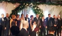 Cumhurbaşkanı Erdoğan, Denizlide nikah törenine katıldı