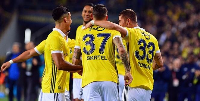 Fenerbahçe Göztepe Maçından Kareler
