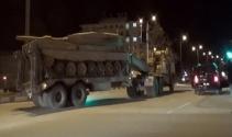 Türk tankları Suriyeye geçiyor