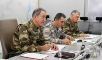Genelkurmay Başkanı Akar Zeytin Dalı Harekatını böyle yönetti