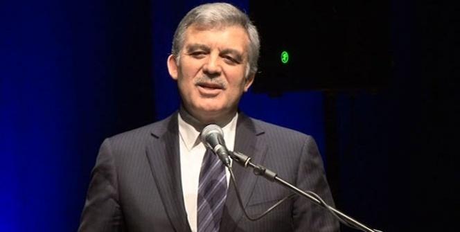 Abdullah Gül'den Afrin operasyonu açıklaması