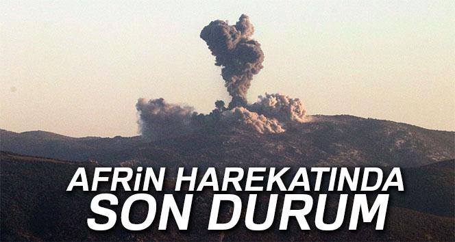 Afrin nerede, Afrin Türkiye için neden önemli ? Afrin harekatında son durum!