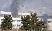 Afganistan'da otele saldırı düzenlemek isteyen 3 kişi öldürüldü