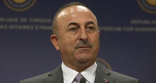 Dışişleri Bakanı Çavuşoğlundan önemli telefon görüşmeleri!