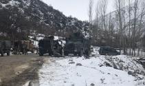 Bitliste çığ düştü! 5 asker şehit, 12 asker yaralı