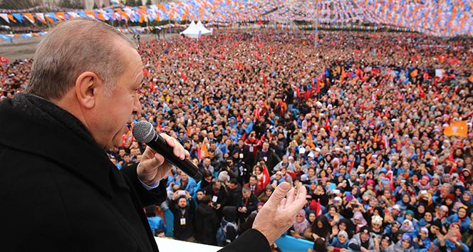 Cumhurbaşkanı Erdoğandan sokak çağrısı yapan HDPye çok sert tepki!