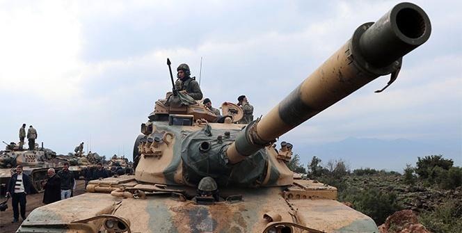 Türk askerleri ÖSO ile tam teçhizat emir bekliyor
