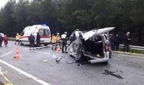 Muğla'da trafik kazası: 3 ölü, 6 yaralı