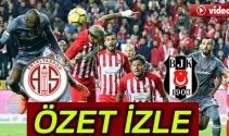 Antalyaspor Beşiktaş Maç Sonu