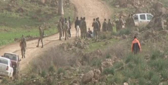 Hatay'da sınır karakolu yakınlarına roket düştü
