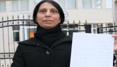Burdurdaki özel güvenlik görevlisi kadından gönüllü  Afrin başvurusu