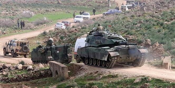Hatay'da AFAD çadırına iki roket düştü: 1 şehit, 3 ÖSO askeri yaralı