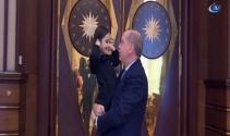 Cumhurbaşkanı Erdoğan, minik Irmakın gözyaşlarına kayıtsız kalmadı