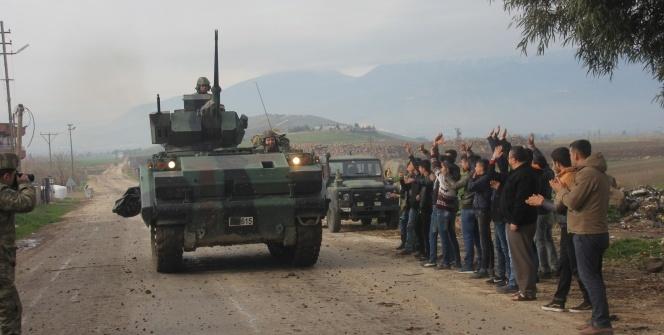 Türk askerine karşı kirli ittifak! DEAŞ'lı teröristleri serbest bıraktılar