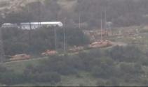 Kilise roketlerin atıldığı Darmık Dağı abluka altına alındı