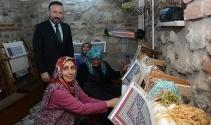 İpek halı İzmit'te yaşatılıyor