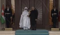 Başbakan Yıldırım, Nijer Başbakanı Rafiniyi resmi törenle karşıladı