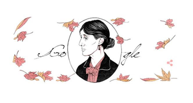 Virginia Woolf kimdir ? Google doodle yaptı ! Virginia Woolf kitapları hangileri?