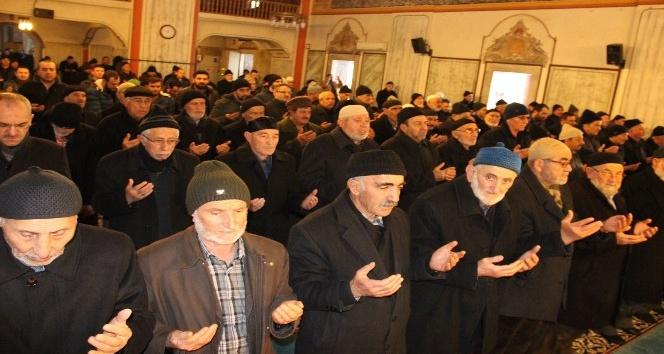 Yozgat'ta Afrin şehitleri için mevlit okutuldu